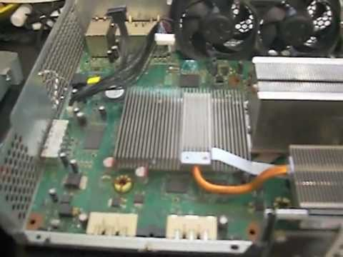 How to EASILY FIX the open tray error on the xbox 360 (nonspinning & grinding noise)