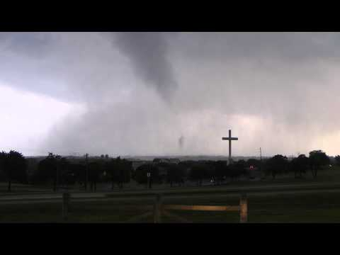Tornado - Edmond, OK 05/19/13