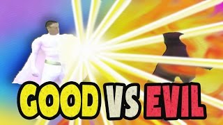 Good vs. Evil - Fight with Fear
