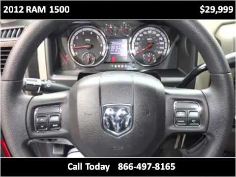 2012 RAM 1500 Used Cars Bridgeport WV