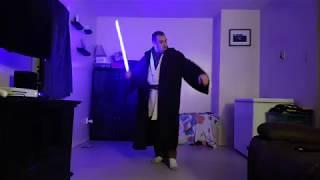 Review of Obi-Wan Kenobi costume from JediRobeAmerica