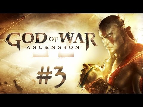 God of War: Ascension Gameplay #3 - Let's Play God of War 4 German