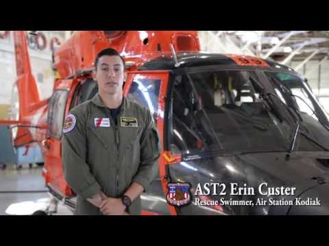 Coast Guard aircrew challenges in Alaska