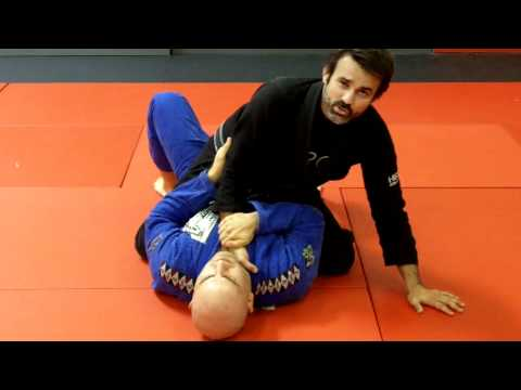 Wrist Lock From Mount - Jiu Jitsu Image 1