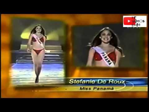 Stefanie de Roux   Miss Panama
