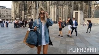 SHOPPING IN KÖLN, GERMANY// vlog #1