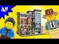 Lego Creator DETECTIVE's OFFICE 10246 Speed Build