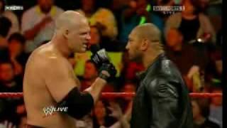 Monday Night Raw (11/23/2009) - Kane and Batista Segment