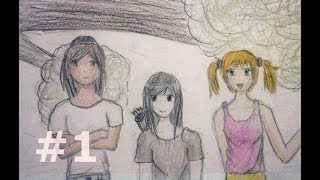 MY MANGA COMIC *Israphaellia's Journey* Chapter 1