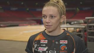 R8 Post-Match - Jo Harten
