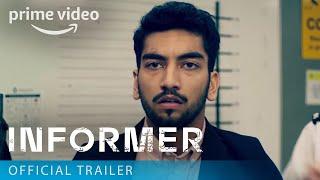 Informer Season 1 - Official Trailer | Prime Video
