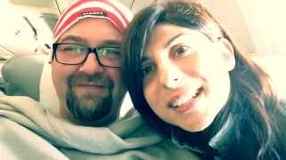 Vlog Honeymoon - Viaggio di Nozze - NEW YORK - in volo con MERIDIANA