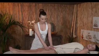 New Methods For Massage -Going Above   Beyond For New Client! Massage Rooms HanDjoB!!!