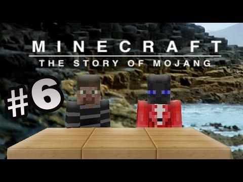 Minecraft история mojang 2012  трейлеры даты
