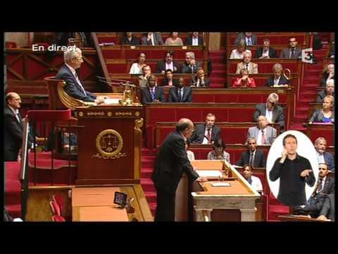 Le discours de Moncef Marzouki au Parlement français | 1/2