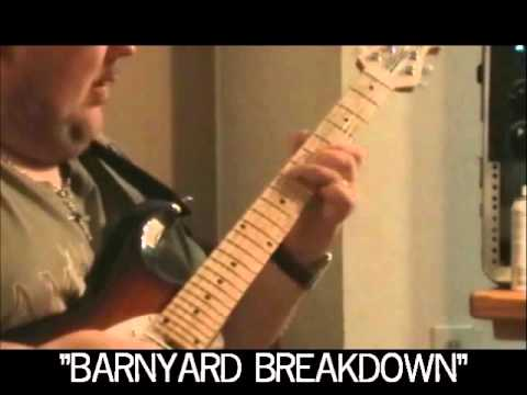 Johnny Hiland - Barnyard Breakdown - In The Studio Preview