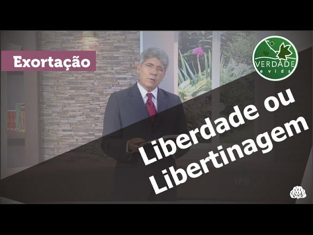 0507 - Liberdade ou libertinagem