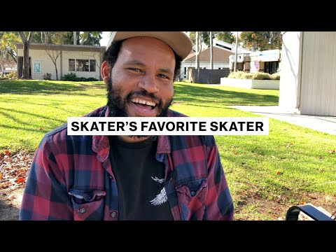 Skater's Favorite Skater | Ray Barbee