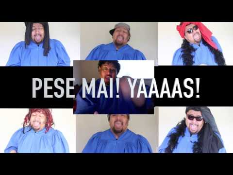 Samoan Old School Medley 2 by Tyler Mauga & The Pisupo Choir