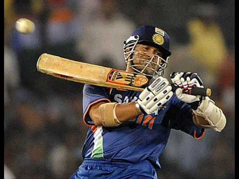 Sachin Make Frist 200 Runs In Odi video