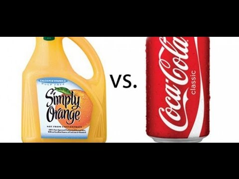 Coke and Orange Juice: This One, That One or Something Else (EP:1)