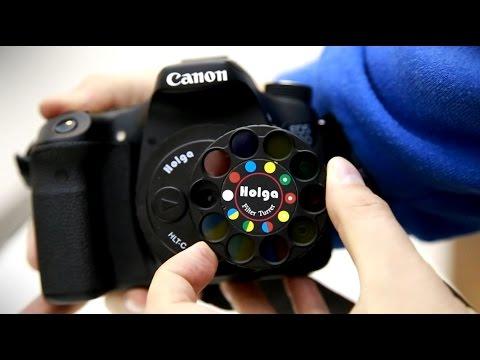 Weird lens reviews: Holga Turret Lens (HLT-C) with samples