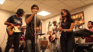 Sanam | Rehearsal - Ainvayi Ainvayi (Cover) with Sanah