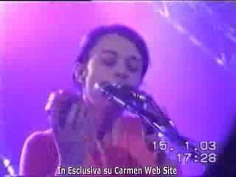 Carmen Consoli - Mulini A Vento