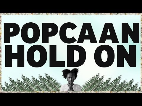 Popcaan - Hold On (Produced by Dre Skull) - OFFICIAL LYRIC VIDEO
