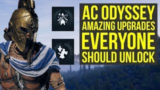 Assassin's Creed Odyssey Tips And Tricks MASTERY LEVELS Everyone Should Unlock (AC Odyssey Tips)