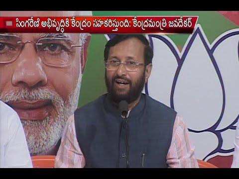 AP and Telangana Are Equal to NDA Government - Prakash Javadekar