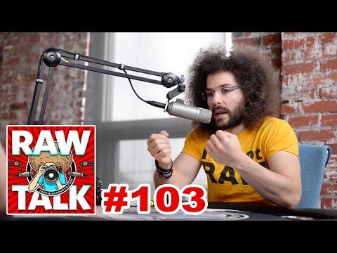 RAWtalk #103 - Tindering my way through Europe and ATOMOS Ninja Star Giveaway