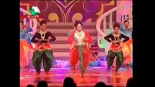 Ivan Shahriar Sohag features Nadia Five forms of Dance for NTV