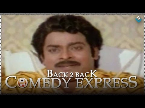 Back 2 Back Comedy Scenes - Donga Mogudu Telugu Movie video