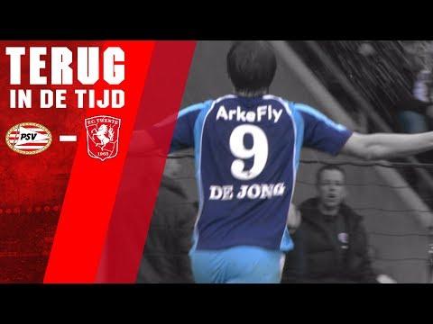 Terug in de Tijd... PSV - FC Twente