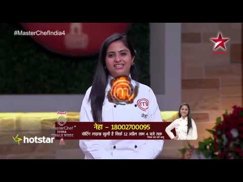 MasterChef India 4 -  Vote for Neha!
