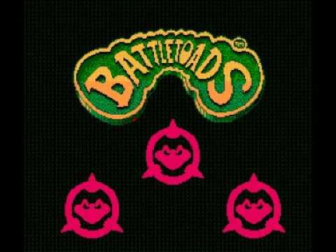 Музыка и звуки из игры Battletoads (1991 - 1994)