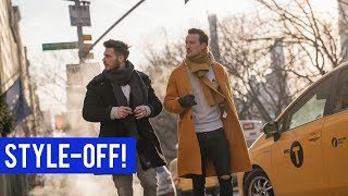 Recreate a Fashion Magazine's Outfit on a Budget | Men's Style-Off Challenge with Angelo Carlucci