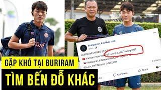 Theo chân Công Phượng, Xuân Trường sẽ rời Buriram United?