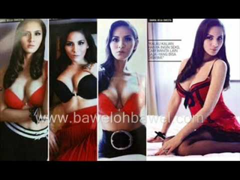 Video Foto Seksi Chantal Della Concetta FHM ( Bawel Oh Bawel )