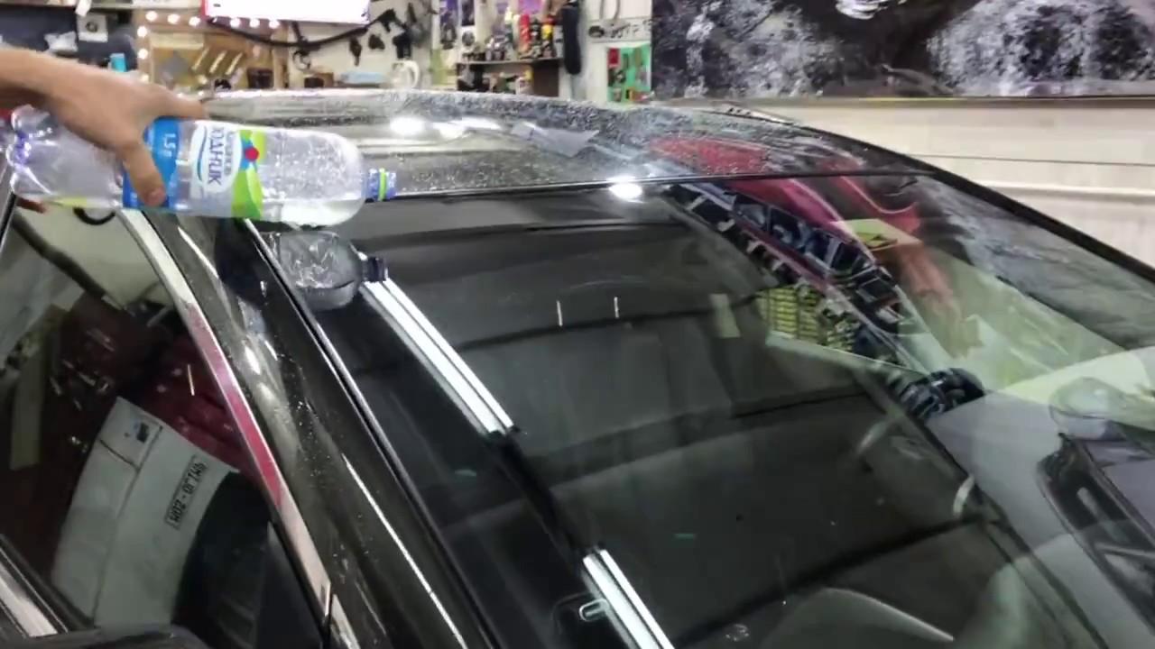 Антидождь для стекла автомобиля своими руками 98