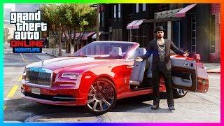 GTA Online Nightclub DLC Update NEW Confirmed Cars/Vehicles - Enus Stafford, Mammoth Stretch & MORE!
