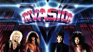Watch Vinnie Vincent Invasion Animal video