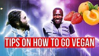 How to Go VEGAN! (with KOI FRESCO)