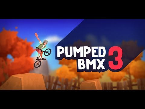 Pumped BMX 3 APK Cover