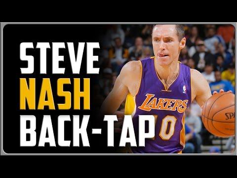 Steve Nash Back-Tap Pass: Basketball Moves
