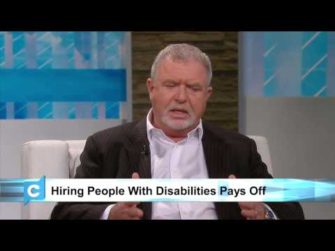 Disabilities | Lt. Gov. David C. Onley | John Shepherd | Tim Hortons | 1336 video