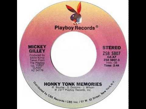 Mickey Gilley - Honky Tonk Memories