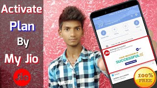 How to recharge by jio app || Activate plan by jio app || Jio || NSA Tech