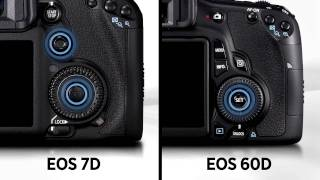 Canon EOS 60D Tutorial - Multi Control Dial Operation 1/14